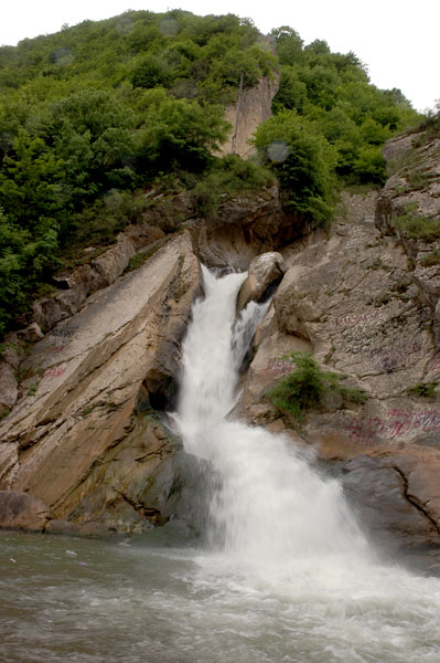 Хучнинский (Ханагский) водопад: описание, фото, видео, экскурсии, как  добраться