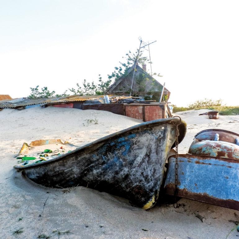 Фото Остров Чечень