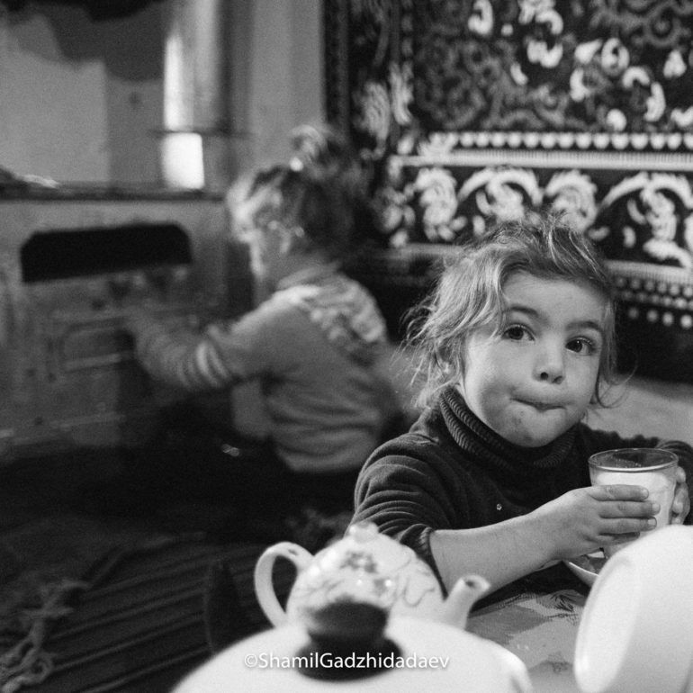 Фото Дети селения Кусур