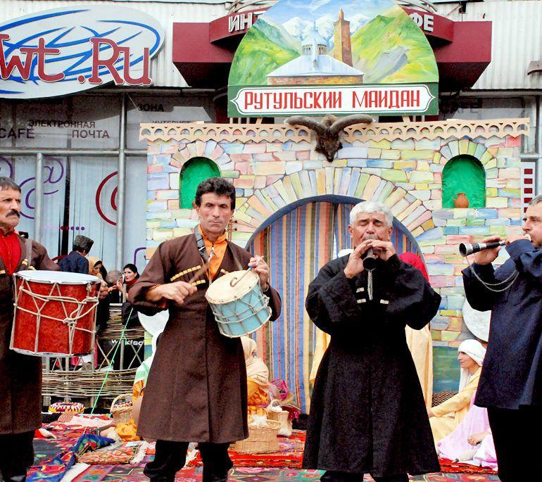 Фото Рутульский район