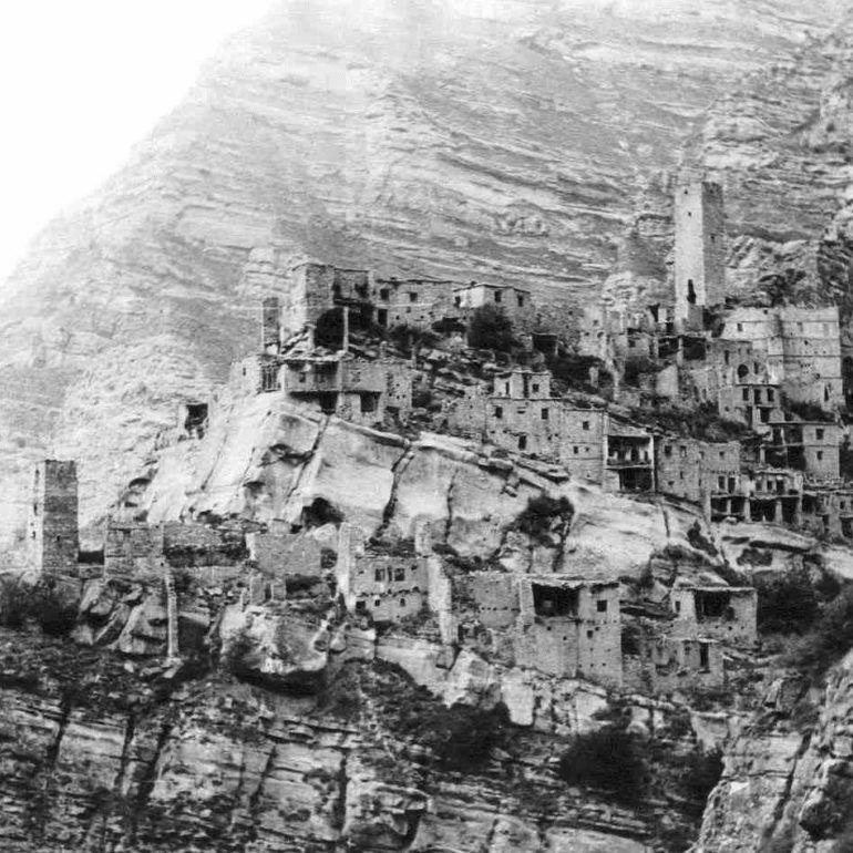 Фото Кахиб. Старые снимки аула