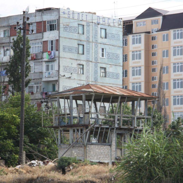 Фото Дербент: город Запертых Ворот. Александр Цветков, 2017 год