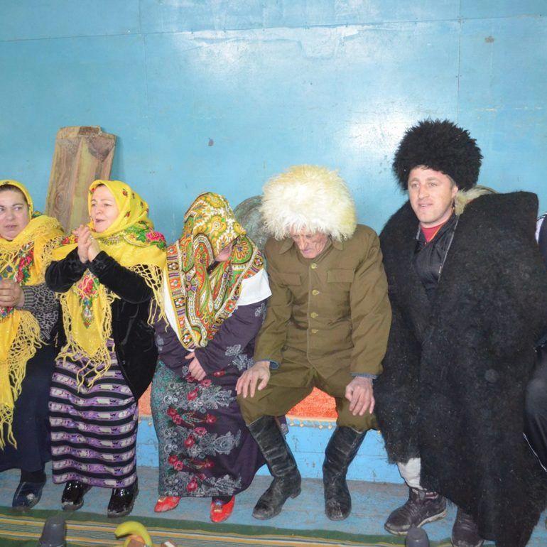 Фото Праздник проводов зимы «Кьаба»