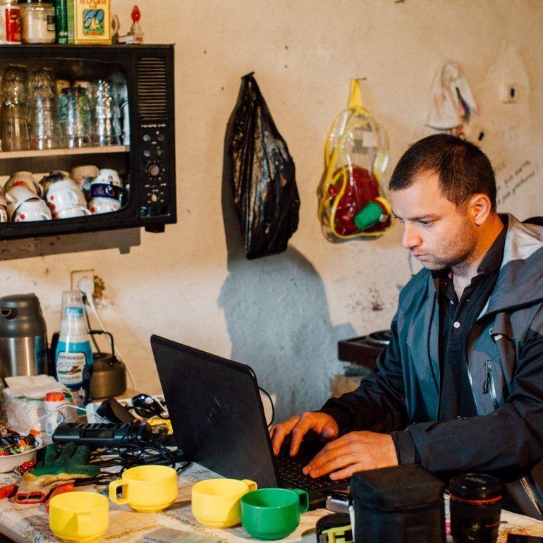 Фото Как сохраняется культурное наследие. Дагестан. Май 2016