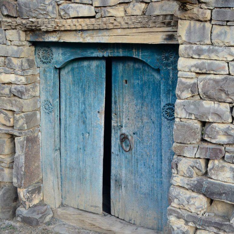 Фото Ворота старого Тляха
