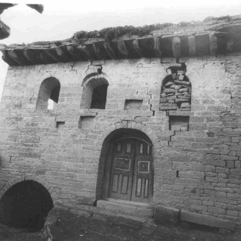 Фото Мечеть 1590 года в ауле Гигатли