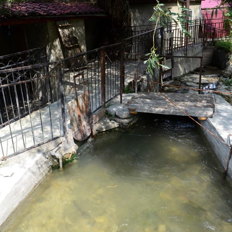 Фото Водяная мельница в Рахата