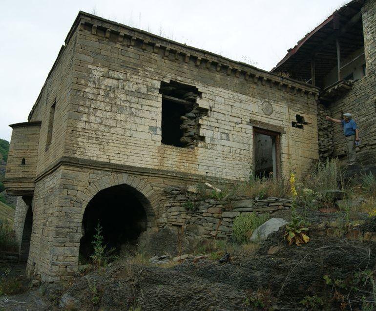 Фото Мечеть заброшенного села Шулерчи