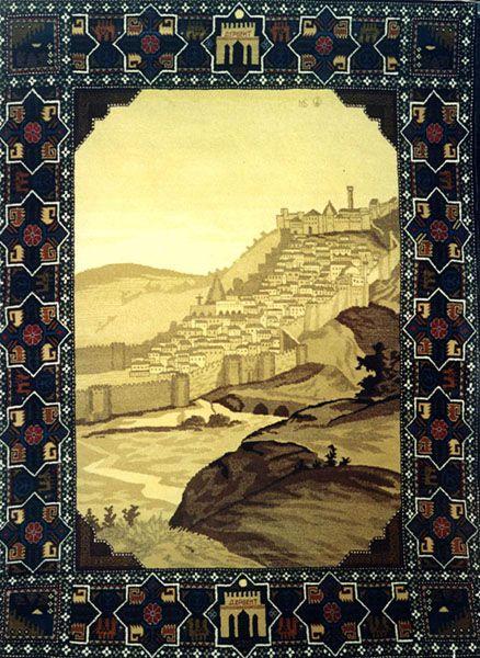 Фото Табасаранские ковры