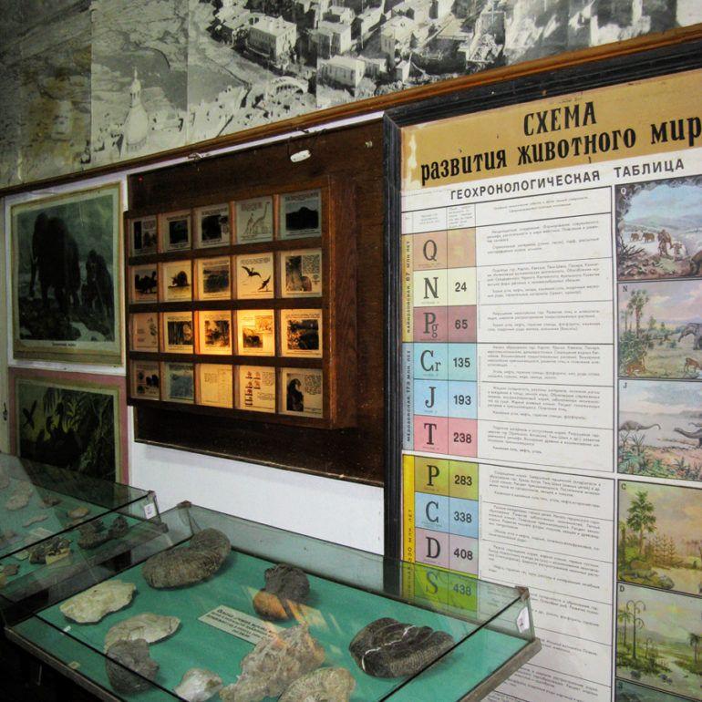 Фото Ахтынский краеведческий музей