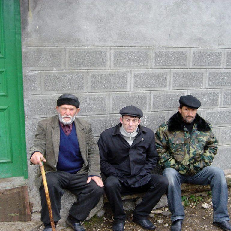 Фото Односельчане