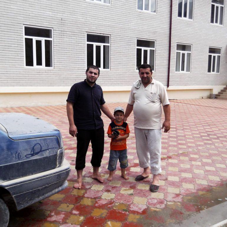 Фото Ураза-байрам – 2012