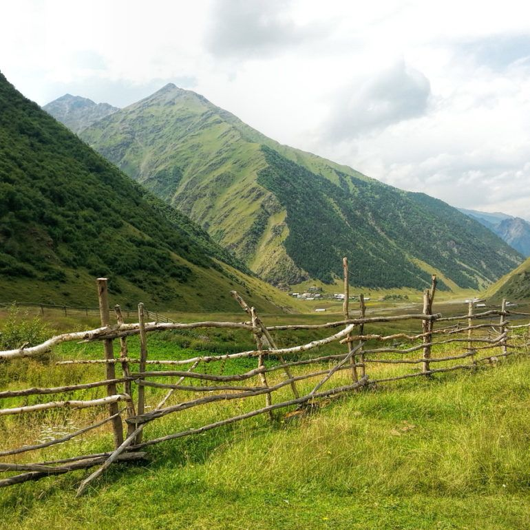 Фото Окрестности села