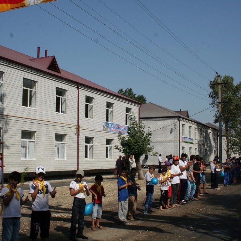 Фото пос. Комсомольский