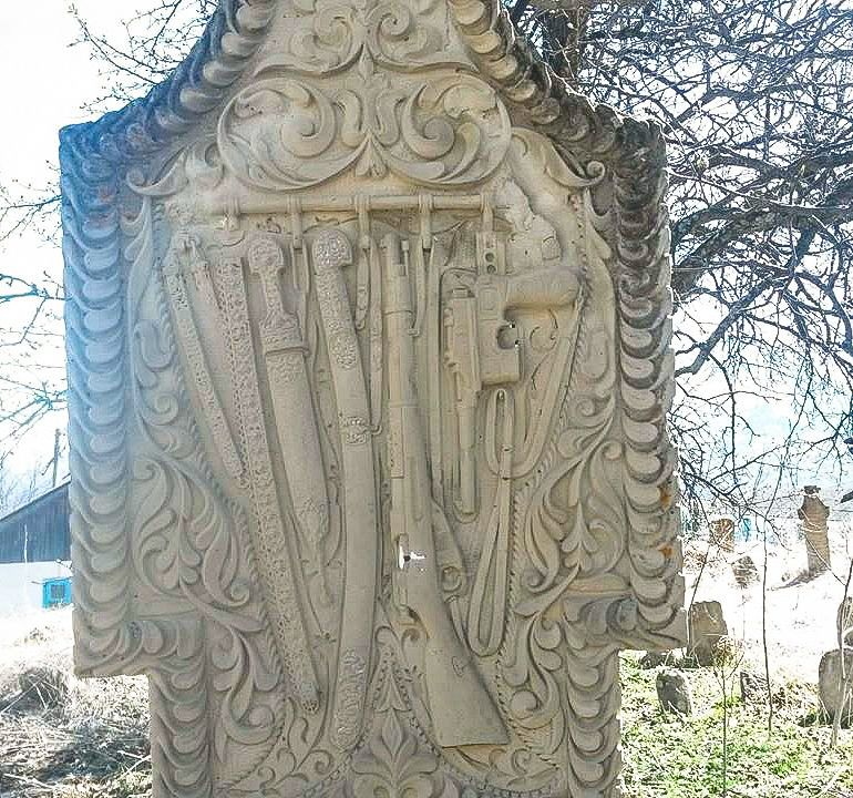 Фото Старое кладбище