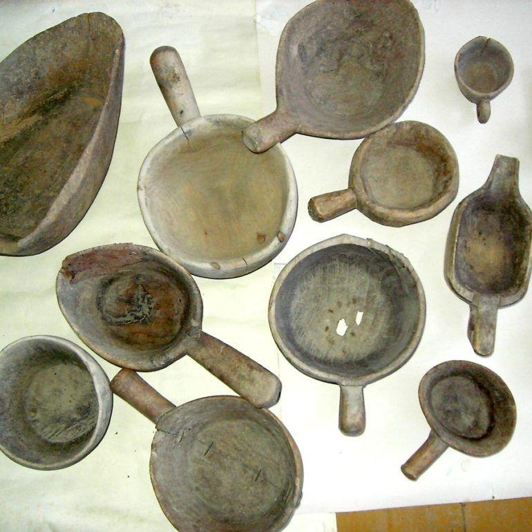 Фото Краеведческий музей с.Гапшима
