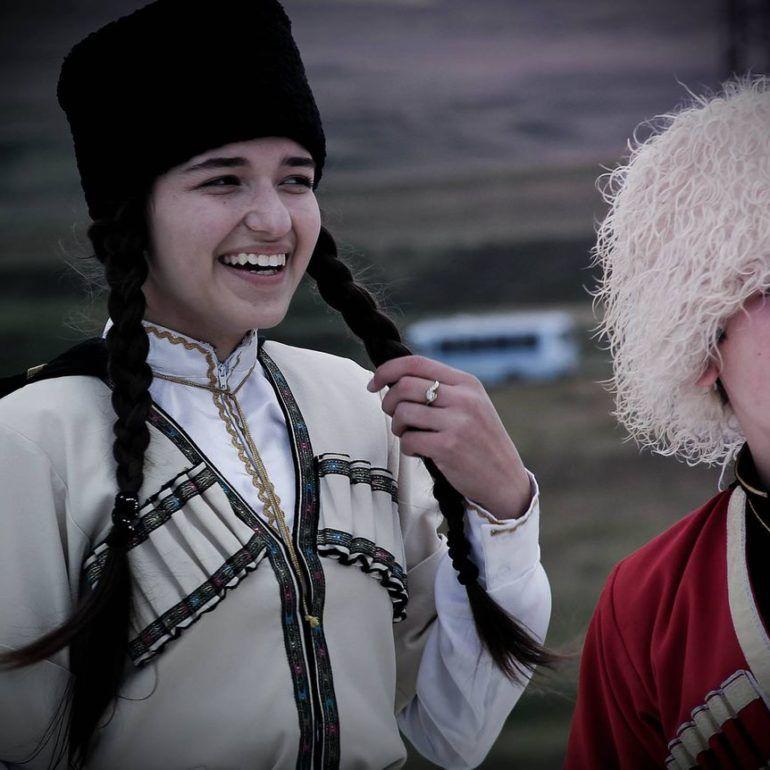 Фото Открытие мемориала «Белые журавли»