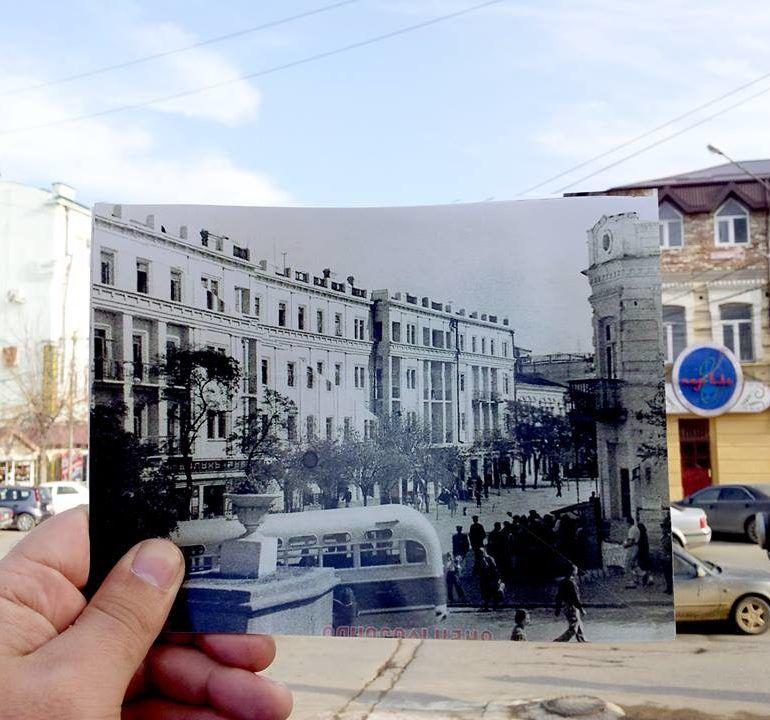 Фото Между прошлым и будущим…
