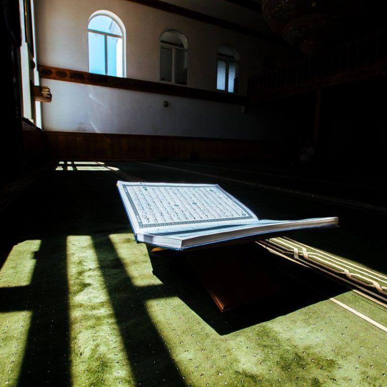 Фото Центральная мечеть