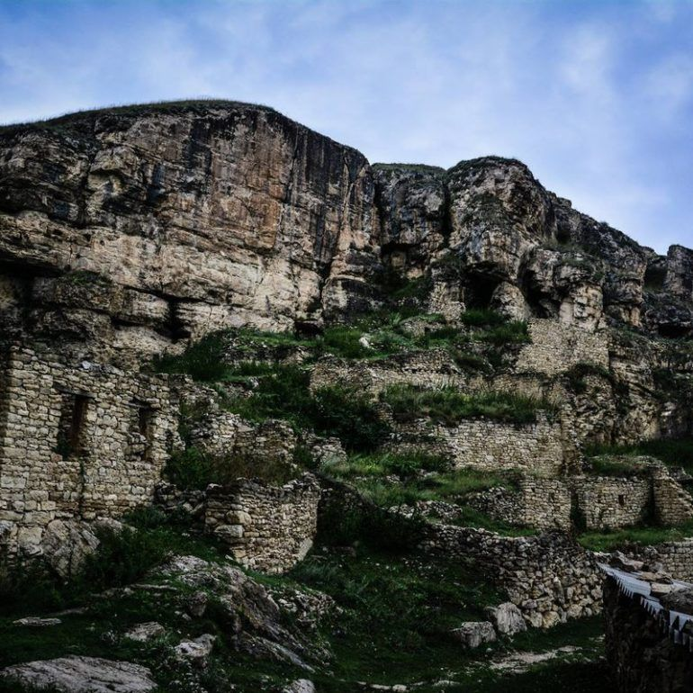 Фото Руины старого села