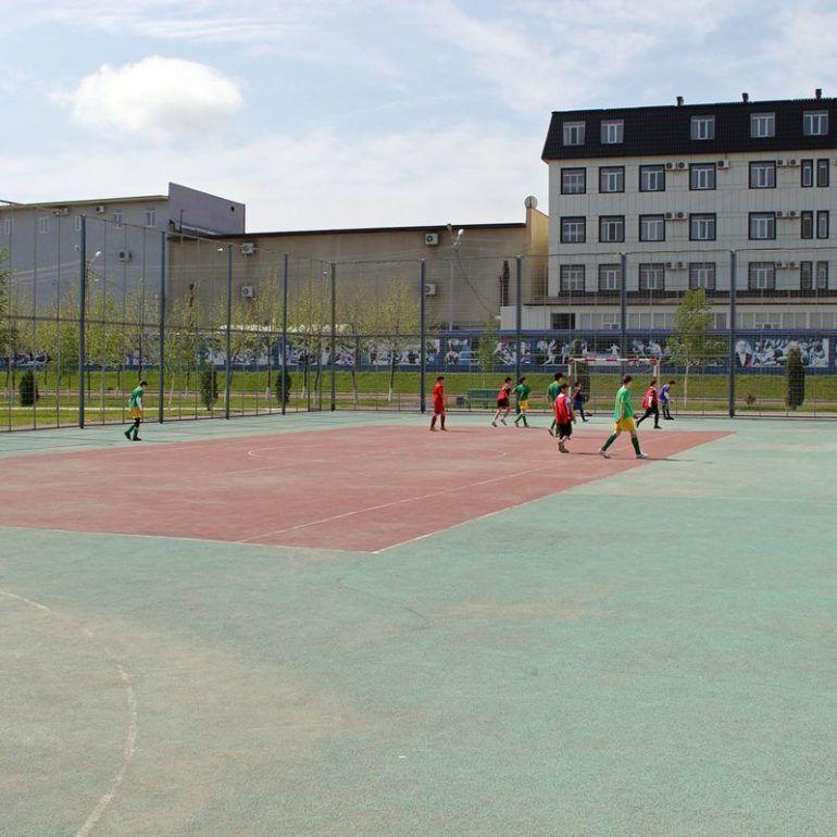 Фото Дворец спорта имени Гамида Гамидова