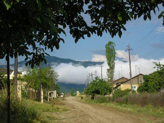 Фото Янгикент