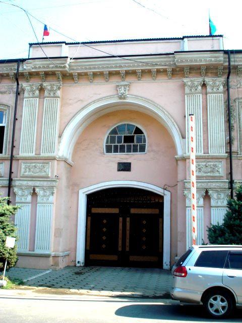 Фото 1.  Пересечение улиц Маркова и Горького
