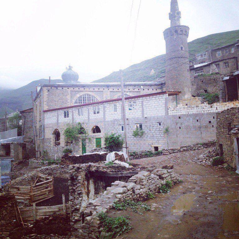 Фото Ричинская мечеть