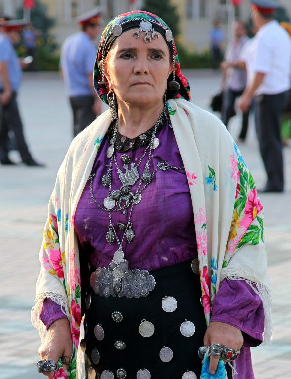 Фото День Конституции Дагестана