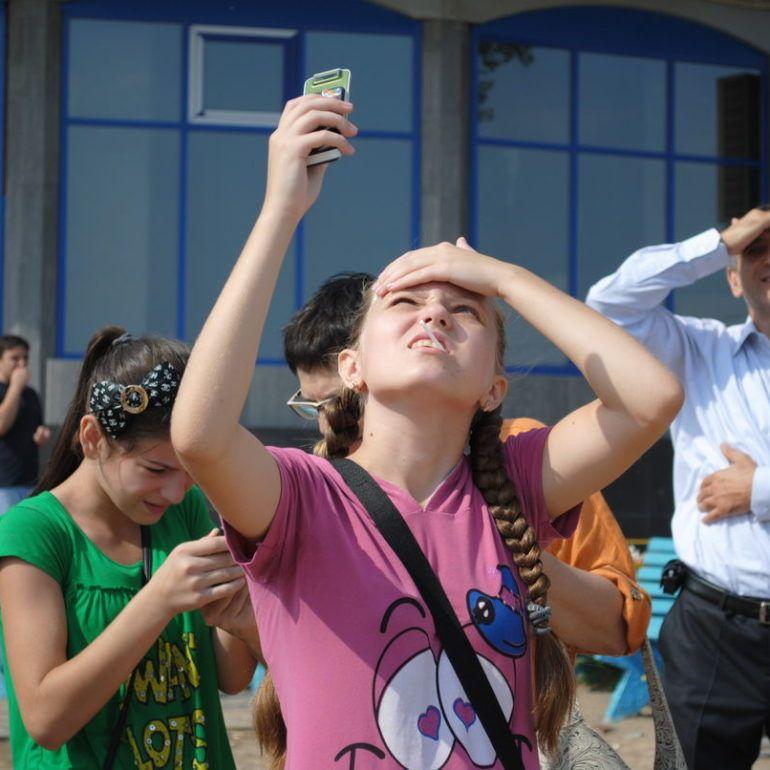 Фото Празднование Дня города и Дня единства народов Дагестана