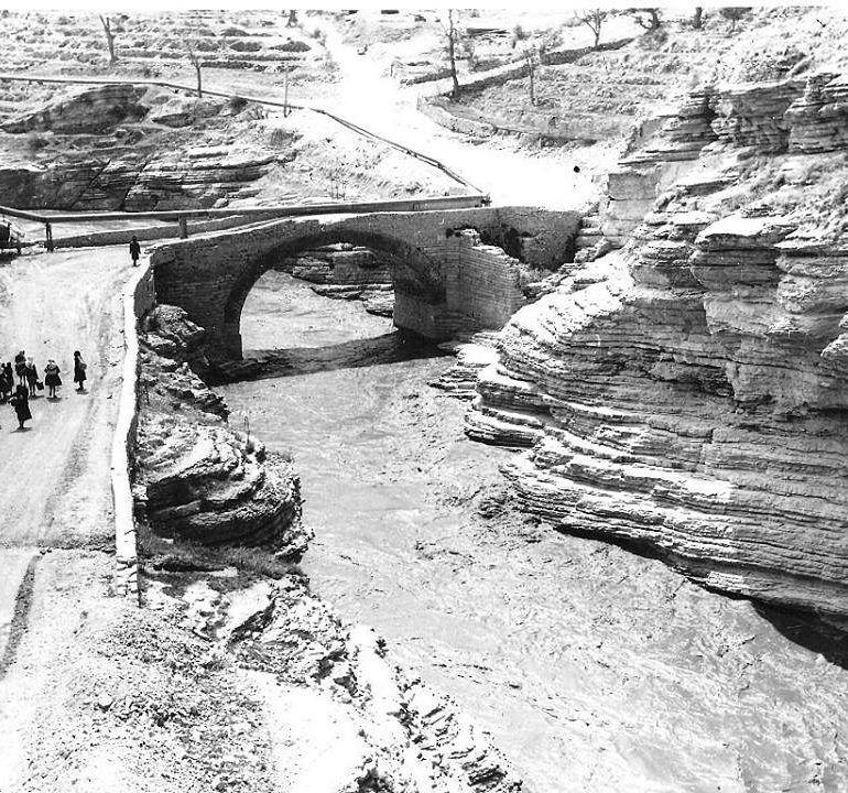 Фото Снимки Старого Чиркея до затопления