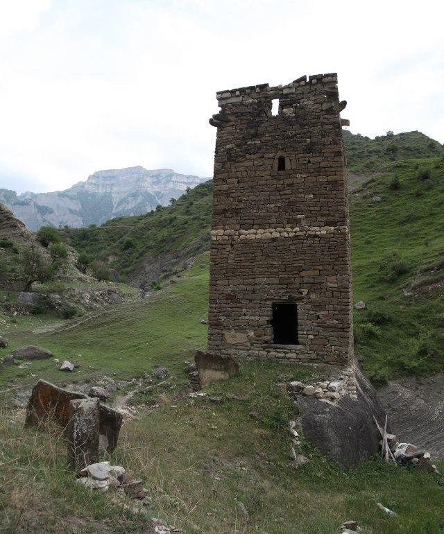 Фото Башня кровников