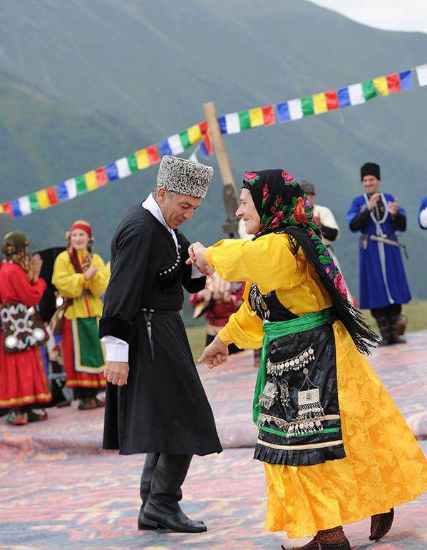 Фото Фестиваль народной культуры «Цамаури»