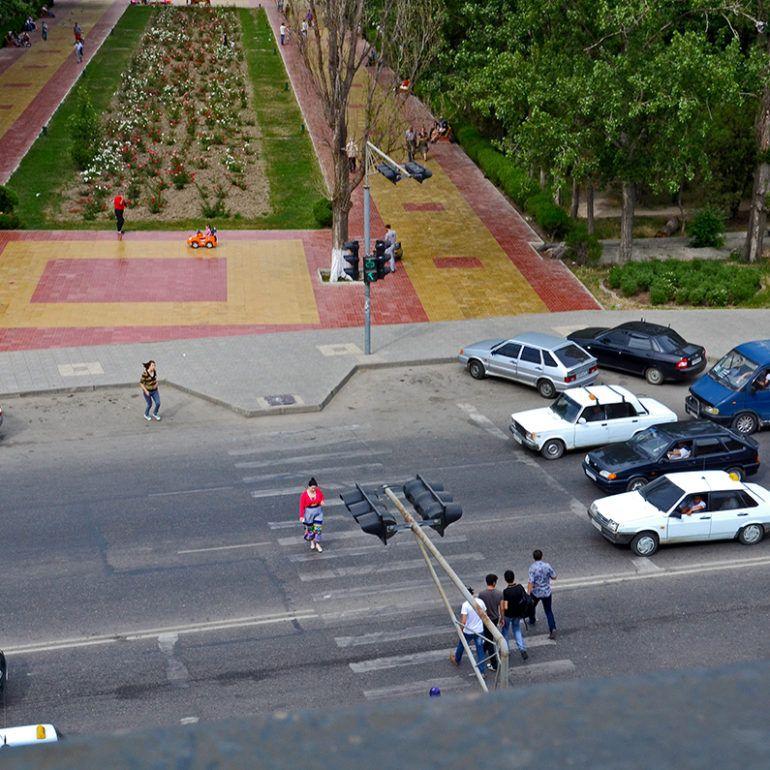 Фото Прогулка по городским крышам