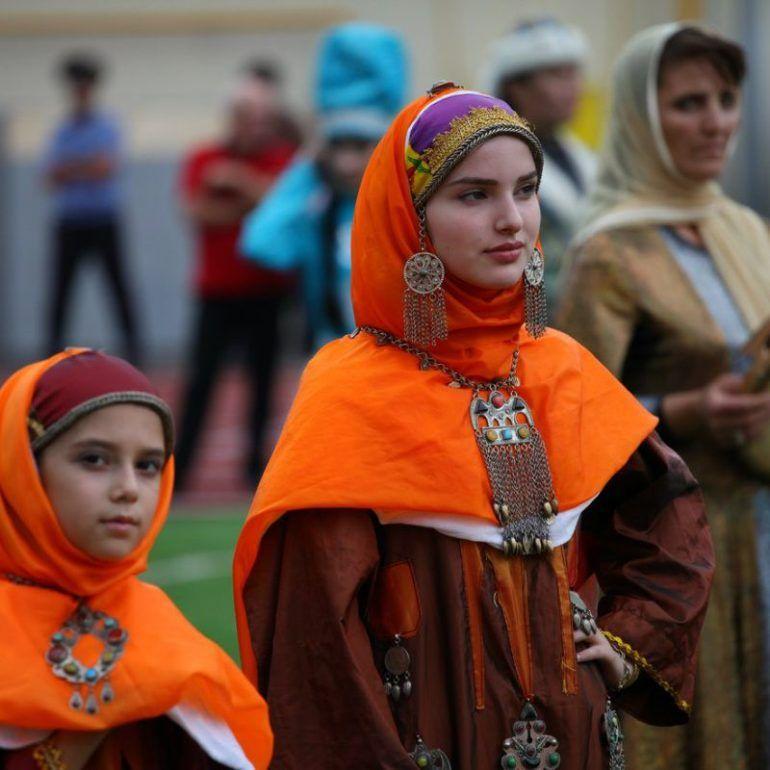 Фото День единства народов Дагестана-2013