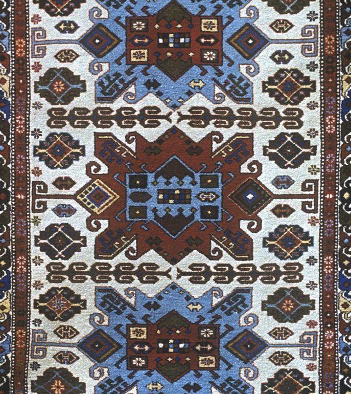 Фото Искусство ковроделия