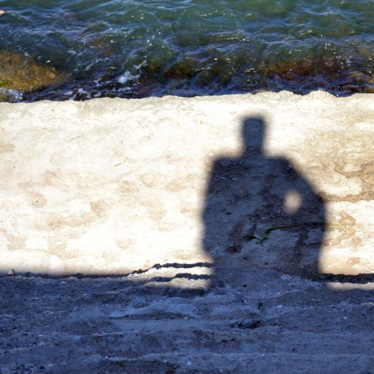 Фото Прогулка по берегу Каспия