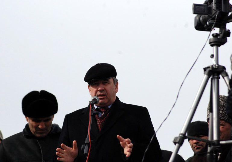 Фото Траурный митинг