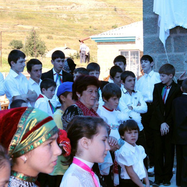 Фото 100-летие шовкринской школы