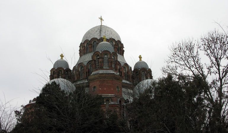 Фото Церковь Святого Знамения Божьей Матери