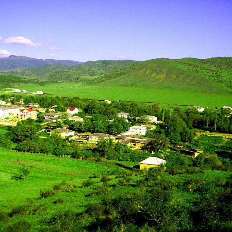 зима деревне селение машадты кайтагский район фото пейзажи находится