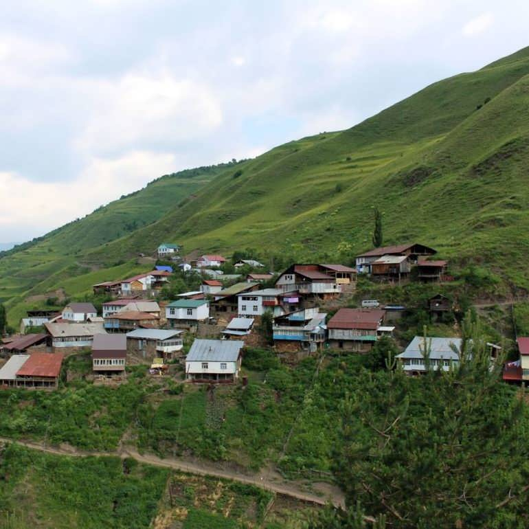 Фото Цунтинский район