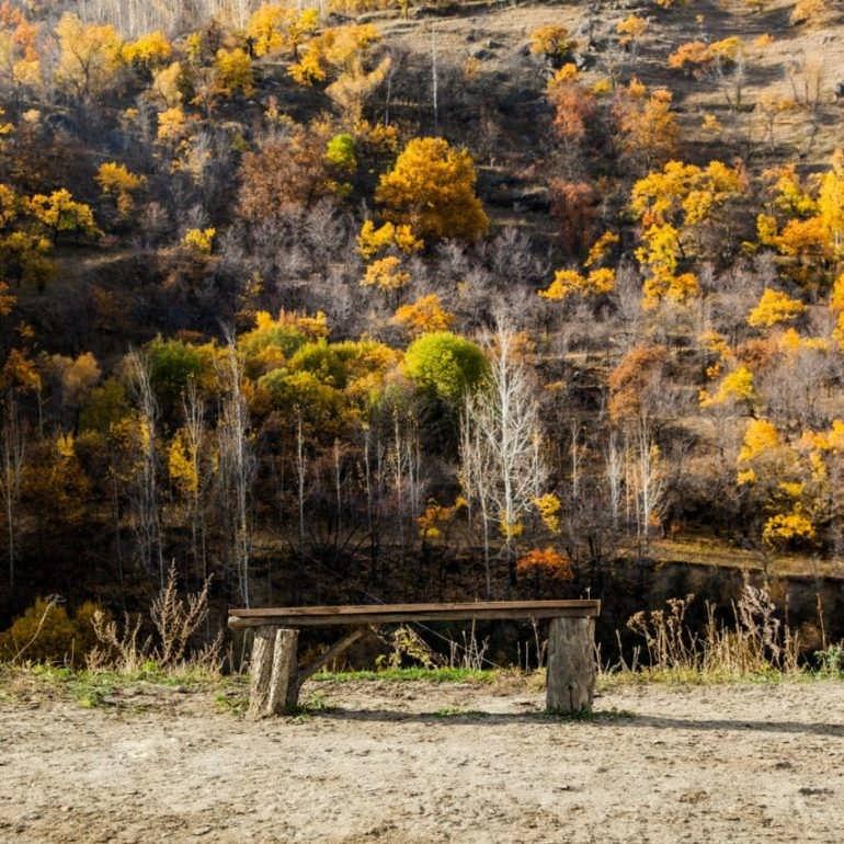 Фото Осень в Лакии