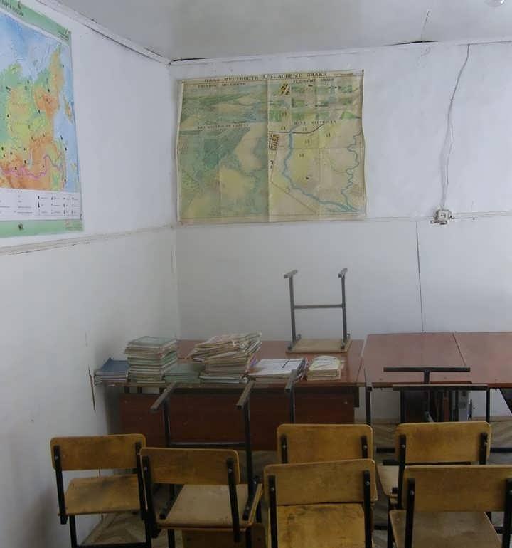 Фото Миджахская школа