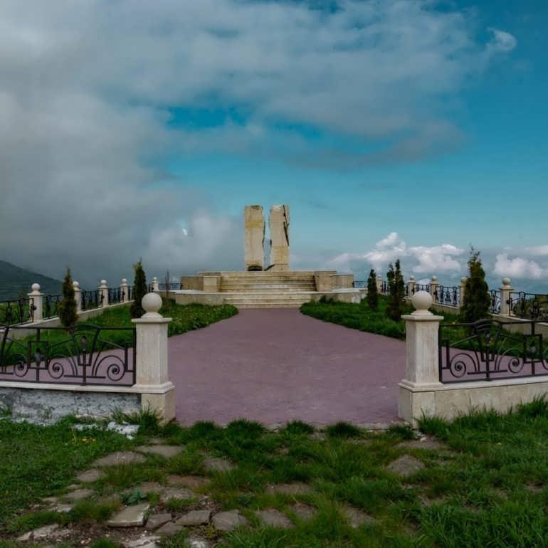 Фото Матлас – будущий горно-лыжный курорт
