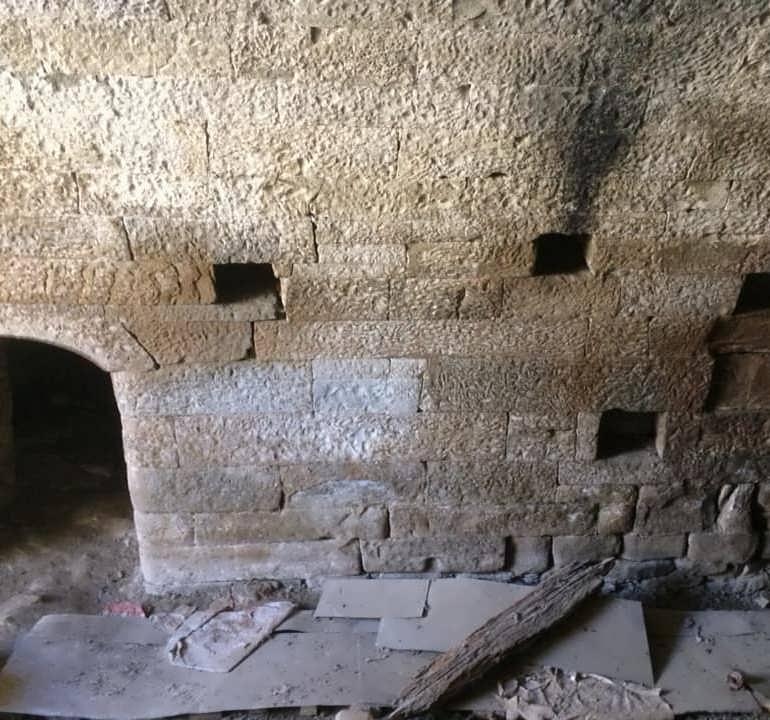 Фото Остатки мечети времени Сурхай-хана