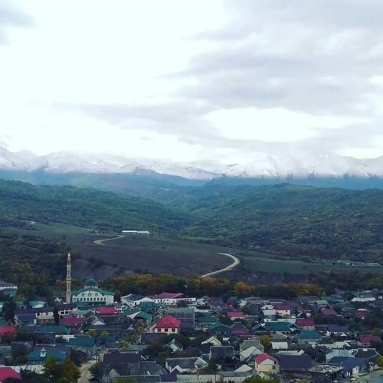Фото Казбековский район