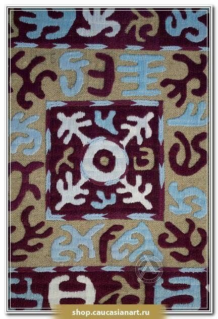 Фото Кайтагская вышивка