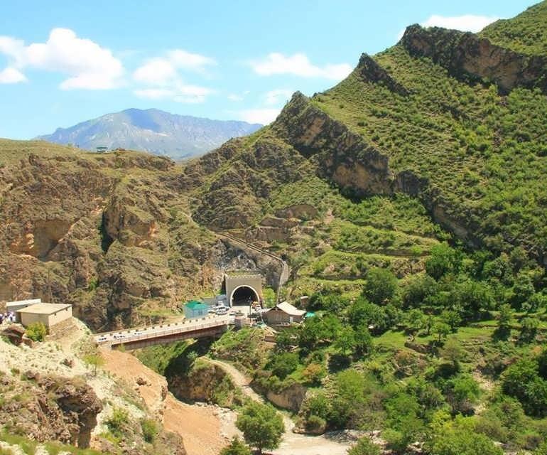Фото Гора Ахульго (АхІул гохI)