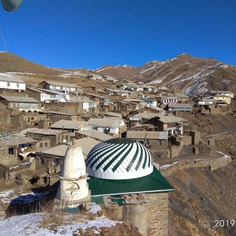 Фото Худигская мечеть